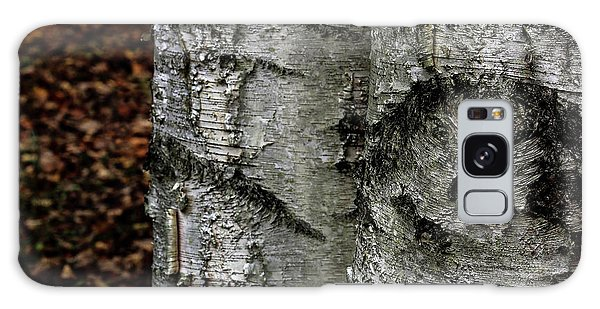 Galaxy Case featuring the photograph Birch by Kenneth Campbell