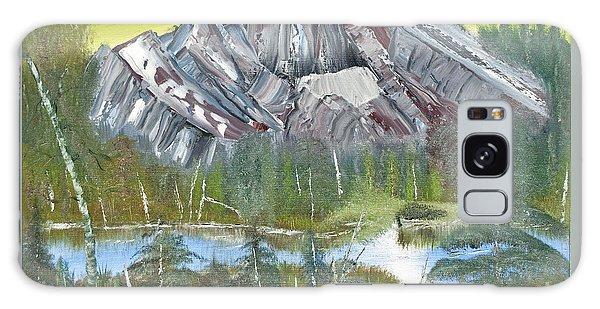 Birch Mountains Galaxy Case