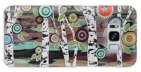 Birch Woods Galaxy S8 Case
