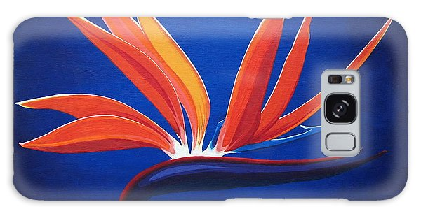 Bird Of Paradise Galaxy Case
