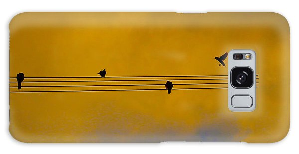 Bird Song Galaxy Case