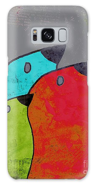 Birdies - V11b Galaxy Case by Variance Collections
