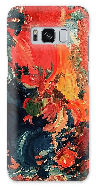 Birds And Creatures Of Paradise Galaxy Case