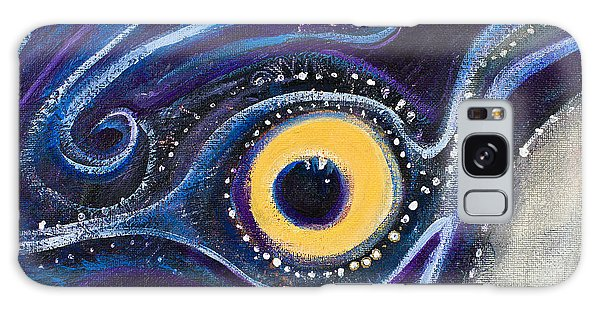 Birds Eye Galaxy Case by Leela Payne