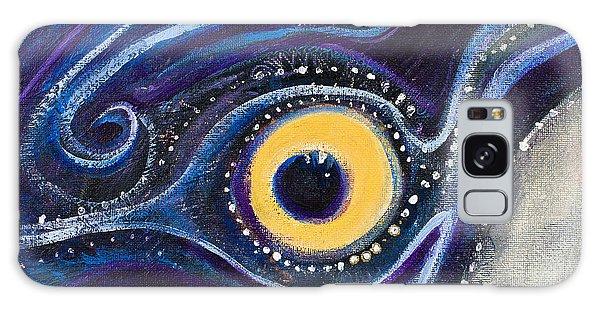 Birds Eye Galaxy Case by Leela Payne
