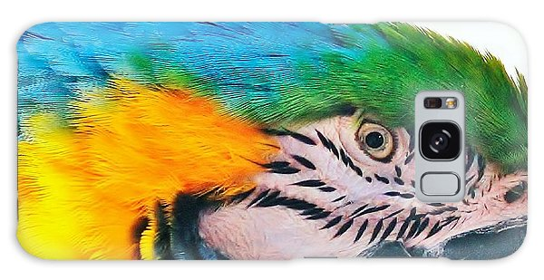 Galaxy Case featuring the photograph Bird's Eye View by Al Fritz