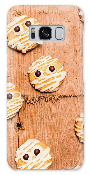 Friends Galaxy Case - Biscuit Gathering Of Monster Mummies by Jorgo Photography - Wall Art Gallery