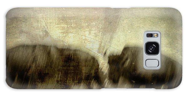 Galaxy Case featuring the photograph Bison 3 by Joye Ardyn Durham