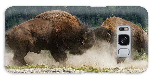 Bison Duel Galaxy Case