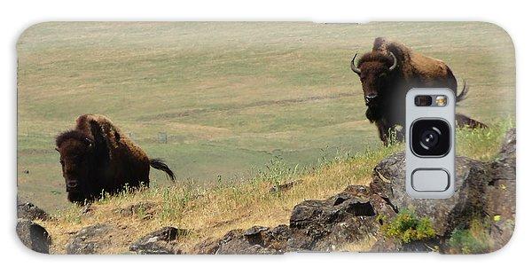 Bison Watch Galaxy Case