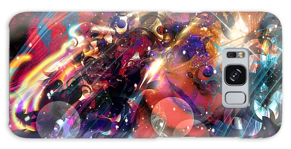 Bitter Sweet Symphony Galaxy Case