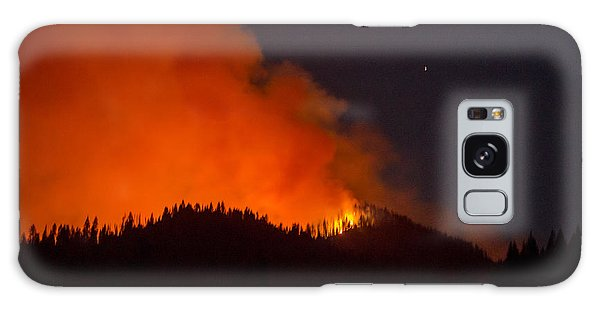 Bitterroot Forest Fire Galaxy Case