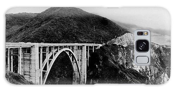 Bixby Bridge - Big Sur - California Galaxy Case
