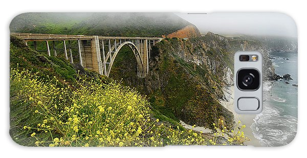 Bixby Bridge Galaxy Case by Harry Spitz