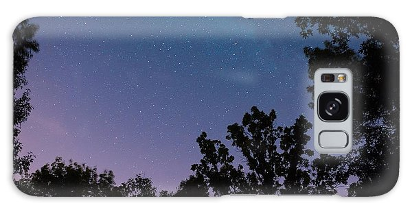 bla Galaxy Case by Sebastian Musial
