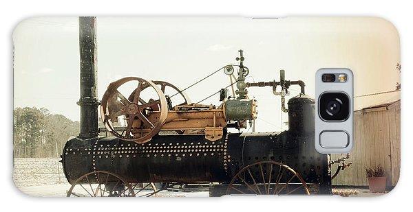 Black And Glorious Steam Machine Galaxy Case
