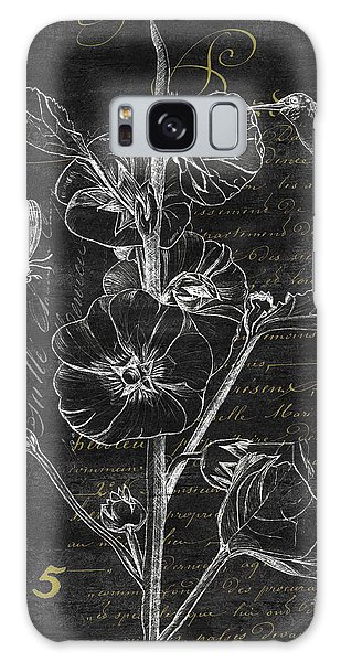 Hummingbird Galaxy S8 Case - Black And Gold Hummingbirds 1 by Debbie DeWitt