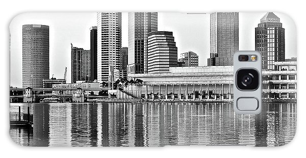 Black And White In The Heart Of Tampa Bay Galaxy Case