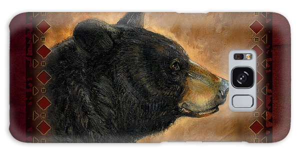 Wildlife Galaxy Case - Black Bear Lodge by JQ Licensing