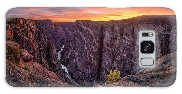 Black Canyon Of The Gunnison Galaxy Case