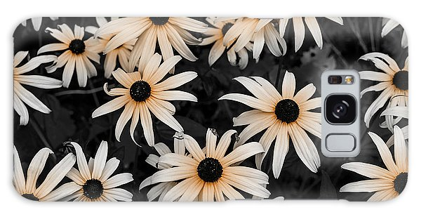 Galaxy Case featuring the photograph Black Eyed Susan by Elena Elisseeva