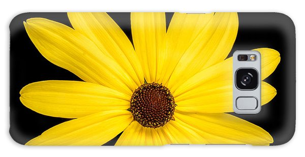 Black Eyed Susan  Galaxy Case by Jim Hughes