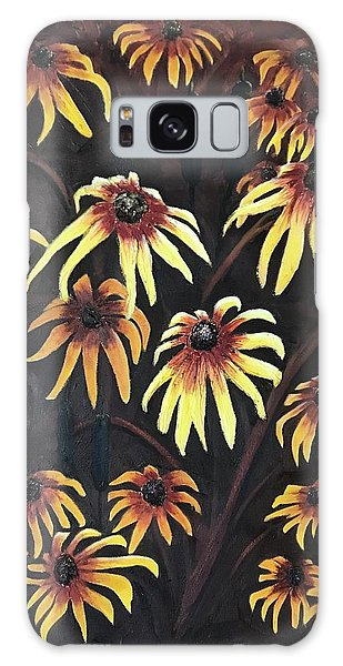 Black Eyed Susie Galaxy Case