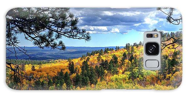 Black Hills Autumn Galaxy Case