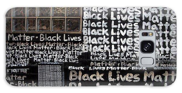 Black Lives Matter Wall Part 1 Of 9 Galaxy Case