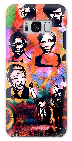 B B King Galaxy Case - Black Revolution by Tony B Conscious