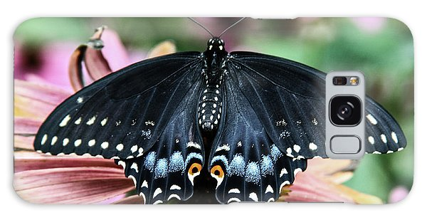 Black Swallowtail 3 Galaxy Case