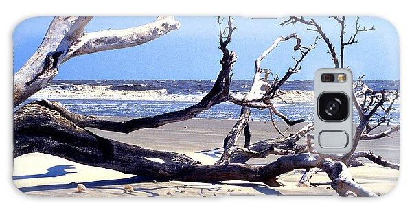 Blackbeard Island Beach Galaxy Case