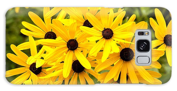 Blackeyed Susan Galaxy Case