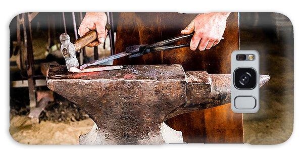 Blacksmith Galaxy Case by M G Whittingham