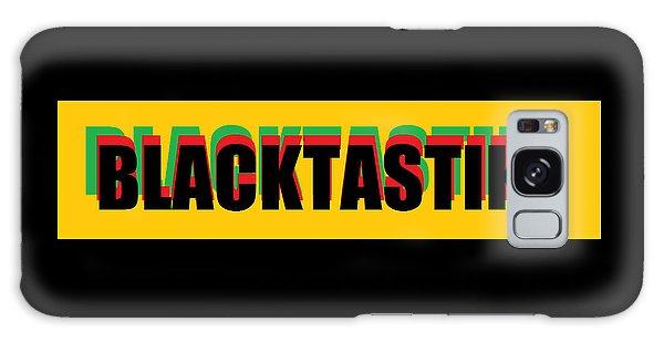 Blacktastik Galaxy Case
