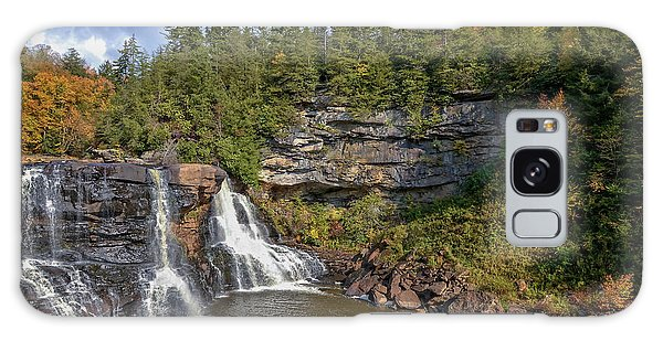 Blackwater Falls  In Autumn 3879c Galaxy Case