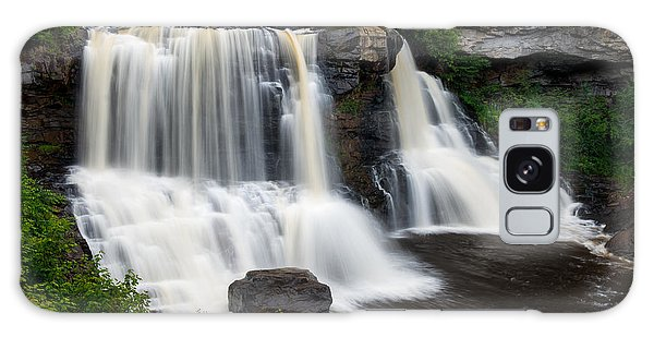 Blackwater Falls State Park West Virginia Galaxy Case