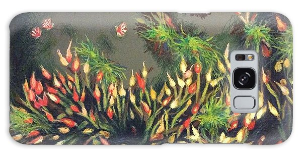 Bladderwort  Galaxy Case