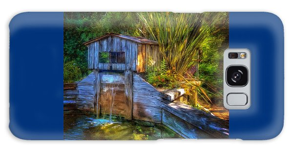 Blakes Pond House Galaxy Case by Thom Zehrfeld