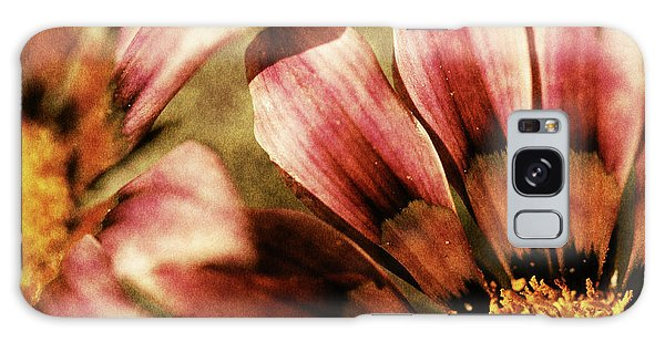 Blanket Flowers Galaxy Case by Bonnie Bruno