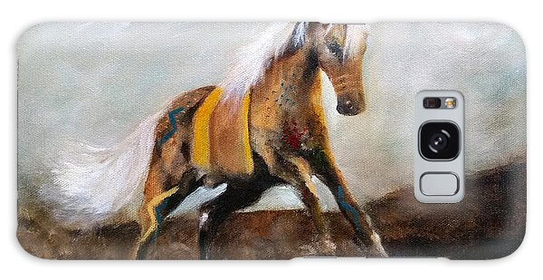 Blanket The War Pony Galaxy Case