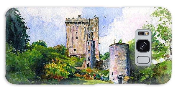 Blarney Castle Landscape Galaxy Case