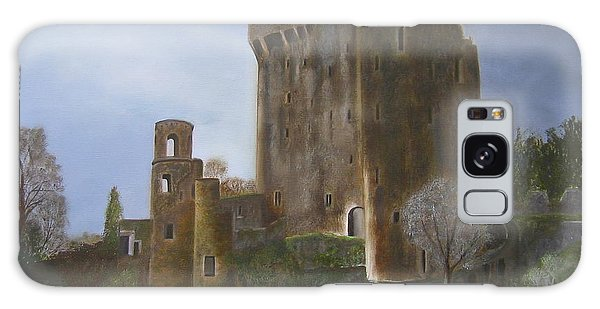 Blarney Castle Galaxy Case by LaVonne Hand