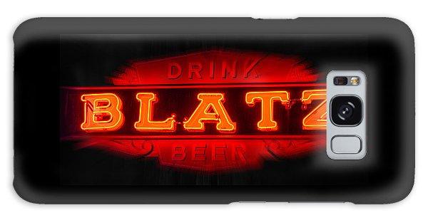 Blatz Beer  Galaxy Case by Susan  McMenamin