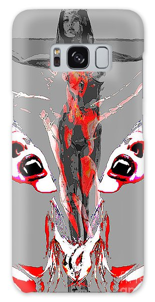 Bled For Life Galaxy Case