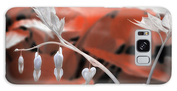 Bleeding Hearts Galaxy Case