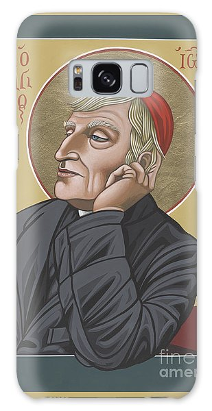Blessed Cardinal John Henry Newman 221 Galaxy Case