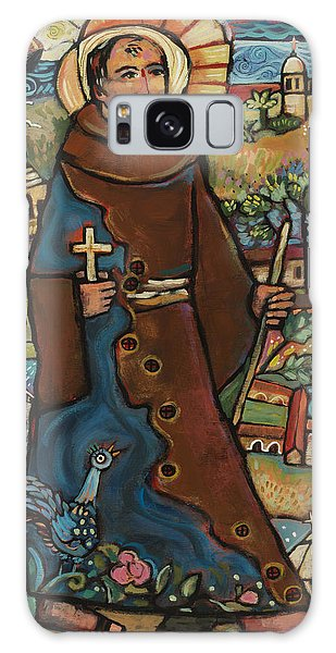 Blessed Junipero Serra Galaxy Case