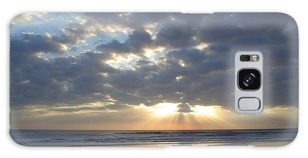 Blessed New Day Galaxy Case by Cheryl Waugh Whitney