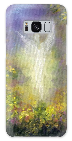Blessing Angel Galaxy Case